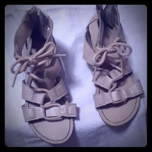 Old Navy Tan Sandals
